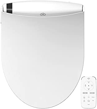 bioBidet DIB Special Edition Electrical Bidet Seat for Elongated Toilet