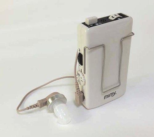 ポケット形  ミミー補聴器 ME-142 B00ANUNKUO