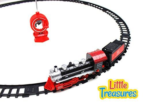 Little Treasures Steam Train Remote Control Battery