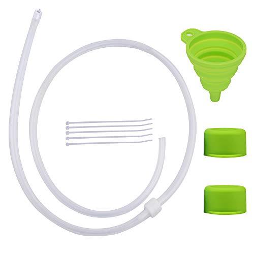 EWONICE Soap Dispenser Extension Tube Kit, 47