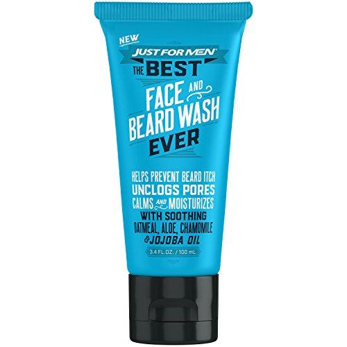 Just Men Beard Fluid Ounce