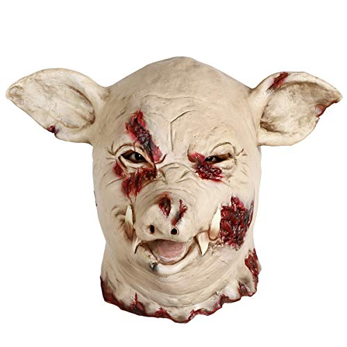 Scary Halloween Mask!