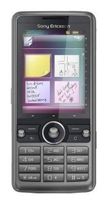 (Sony Ericsson G700 Triband GSM Phone Mineral Grey(Unlocked) - International Version No Warranty)