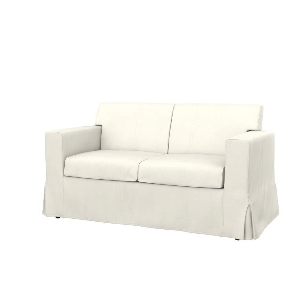 Soferia - Funda de Repuesto para sofá IKEA SANDBY de 2 ...