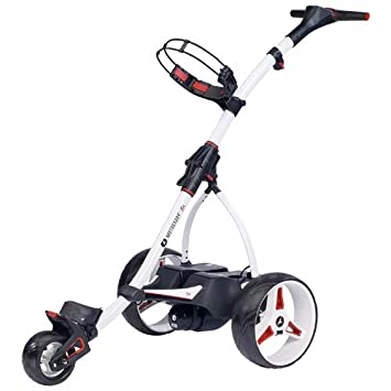 CARRITO DE GOLF MOTOCADDY S-1 BATERIA DE LITIO BLANCO: Amazon.es: Deportes y aire libre