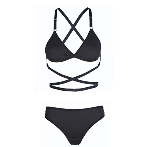 Women's Fashion Breathable Push Up Bra Brief Sets B bra set