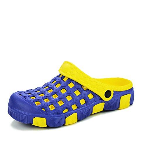 Lüftung im Sommersandalen/Strand-Sandalen und Hausschuhe/Tide Männer Schuhe-C Fußlänge=26.3CM(10.4Inch)