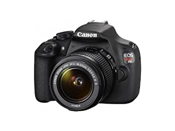 Canon Eos Rebel T5 Digital Slr Camera Kit With Ef-s 18-55mm Is Ii Lens 7