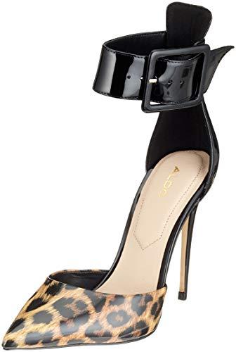 Bride Black Noir Onaedia Cheville Aldo 25 Escarpins jet Femme 2 Fqwg6OEOxZ