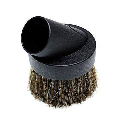 Acquisto fbshop (TM) universale di alta qualità morbida spazzola con setole per aspirapolvere crine di cavallo. Rotondo Attacco aspirapolvere Spolverare Strumento Pennello di ricambio 1,25