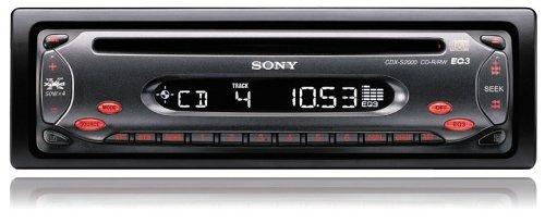 sony cdxs2000 ice cd tuner 4x50w amazon co uk electronics rh amazon co uk
