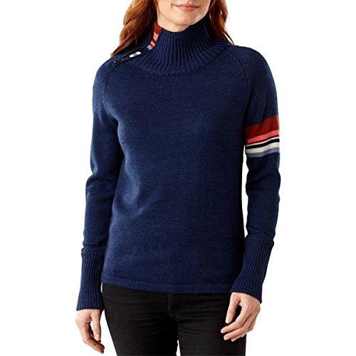 Smartwool Damen Isto Sport Pullover–Tinte Heather