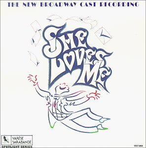 Bargain sale She Loves Me: The Rapid rise New Recording Revival Cast 1993 Broadway