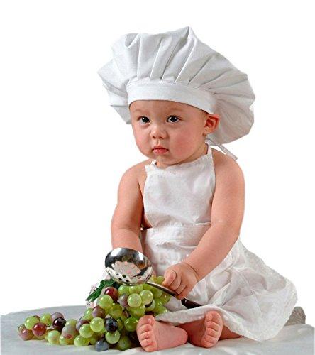 Cute Newborn Chef Uniforms