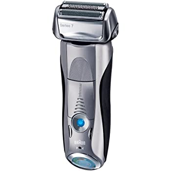 Braun Series 7 790cc Pulsonic Electric Shaver/Electric Razor with Cleansing Center