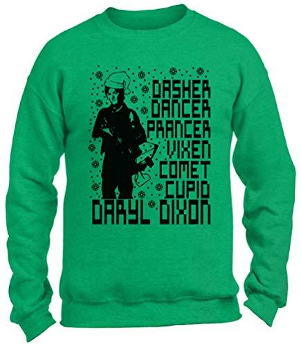 Christmas Pajamas for Family Funny Christmas Sweatshirt Daryl