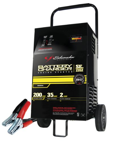 Schumacher SE 2352 Manual Battery Charger