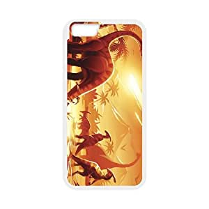 Dinosaur Character Aladar iPhone 6 4.7 Inch Cell Phone Case White Gift pjz003_3256972