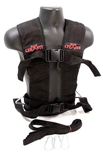 CFF Multi Purpose Sled Harness Vest – Large X-Large