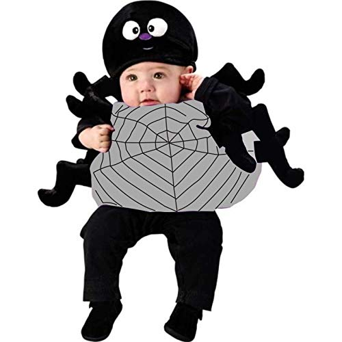 Ave 60 Grey Toddler's Silly Spider Costume-Gray -