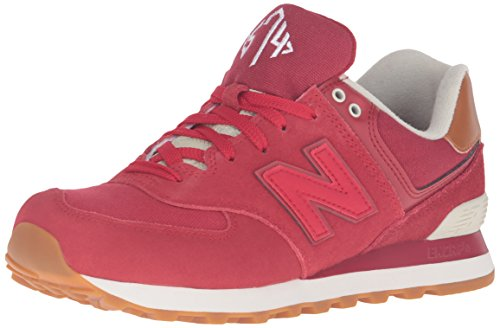 new-balance-mens-ml574-collegiate-pack-fashion-sneakers-crimson-red-10-d-us