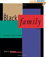 The Black Family: Essays and Studies (Paperback)