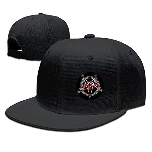 Bauhaus Band (Happy American Thrash Metal Band Slayer Trucker Hats Black)