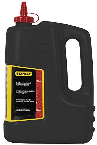 Stanley - Chalk Refill 1.0 Kgs/2.5Lb Red Stanley Chalk Refill