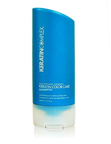 Keratin Care Smoothing Conditioner (Keratin Complex Color Care Shampoo, 13.5-Ounce Bottle)