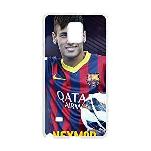 Hansome Neymar Design Hard Case Cover Protector For Samsung Galaxy Note4