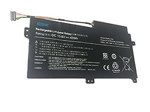 Amazon.com: EBK Laptop Battery for Samsung NP370 NP370R4E ...