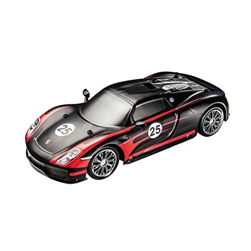 Mondo Motors 63279.0 - Porsche 918 Racing Radiocommandé + Batterie - Echelle 1/10