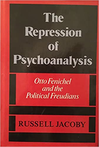 Repression of Psychoanalysis