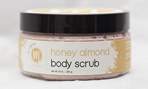 Brown Sugar And Honey Body Scrub - 7