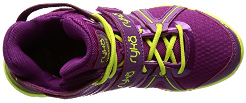 Women's Shoe Pink Cross Ryka Lime Lime Trainer Pink Pink Tenacity InB1ag