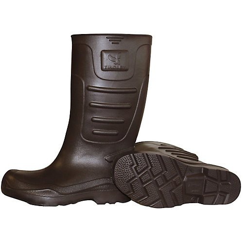 Tingley Rubber Ultra Lightweight Eva Knee Boot 9 Brown 21144