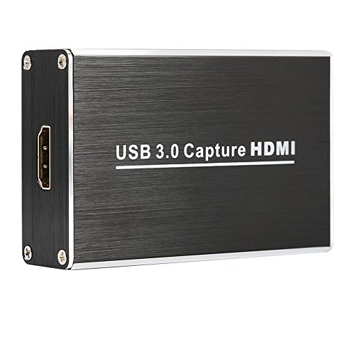 fosa HD HDMI USB Video Capture Card, HDMI To USB 3.0 Driver-