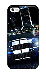 Forever Collectibles Muscle Cars Metal Hard Snap-on Iphone 5/5s Case