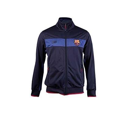 Sudadera Niño FC Barcelona 2017-2018 - Producto Oficial Licenciado - niño talla 8 años: Amazon.es: Deportes y aire libre