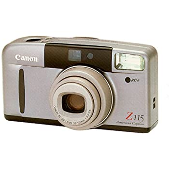Amazon.com : Canon Sure Shot Z115 Panorama Caption Zoom
