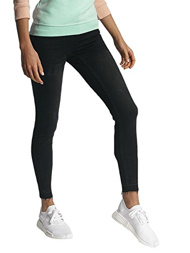 DEF Mujeres Vaqueros / Jeans ajustado Rodeo Negro