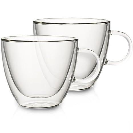 VILLEROY U0026 BOCH ARTESANO HOT BEVERAGES Glass Cup   Large   Set ...