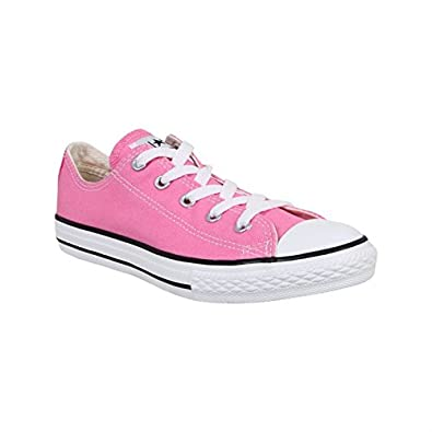 Converse Kids Childrens All Star Low Lace Up Trainers Sports Shoes