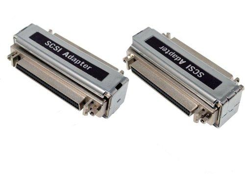 Changer Scsi External Gender (Data Storage Cables, p/n B575: External SCSI Adapter, HD68 Female - HD68 Female [Electronics])