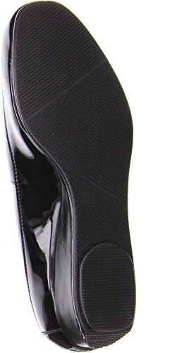 ara abano/os - Zapatos de vestir de cuero para mujer negro negro