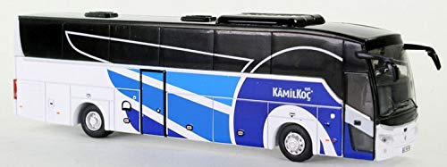 Iconic Replica Temsa Maraton Motorcoach: Kamil Koc 1:87 Scale/ HO Scale diecast Metal Bus