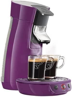 PHILIPS Cafetera Senseo Viva Café HD7825/41 - violetA: Amazon.es ...