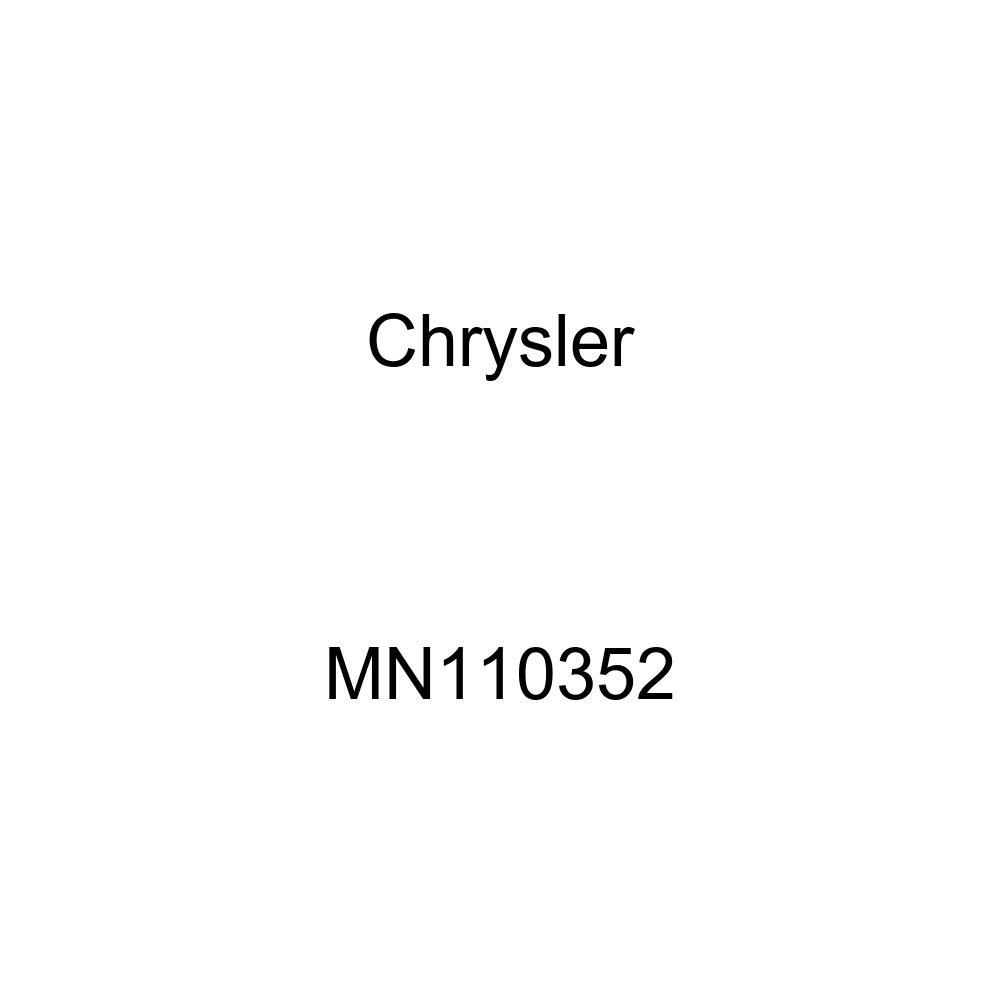 Genuine Chrysler MN110352 Fuel Emission Vacuum Hose