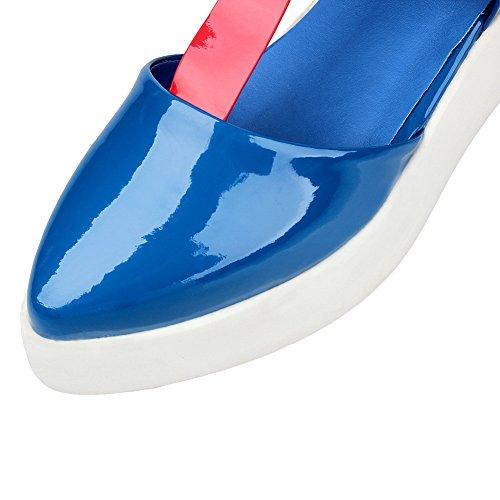 Bleu Femme Bleu Plateforme Bleu AdeeSu Plateforme Femme AdeeSu Femme AdeeSu AdeeSu Plateforme r6fq6nx5
