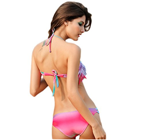 VLUNT Damen Bikinihose